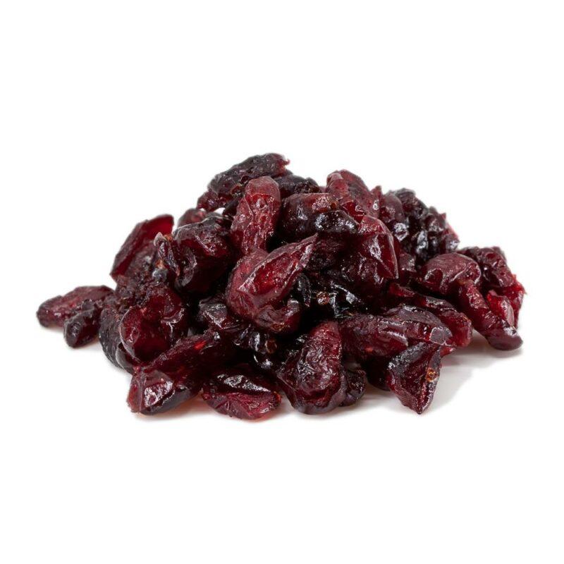 Gedroogde cranberries