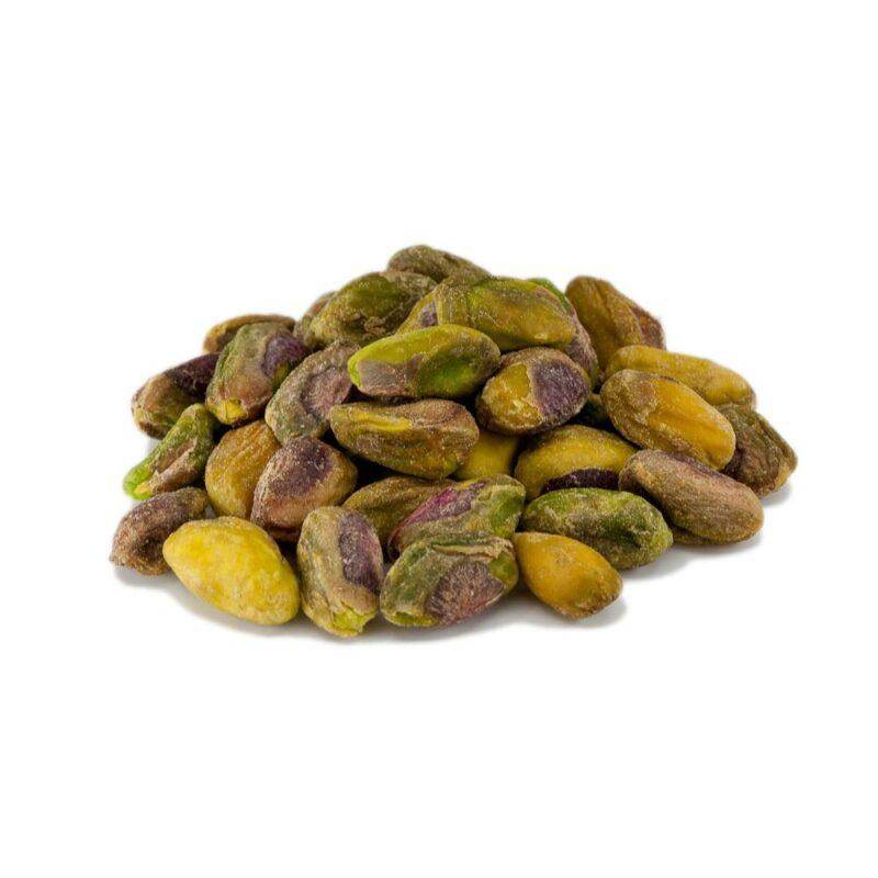 Gepelde pistachenoten