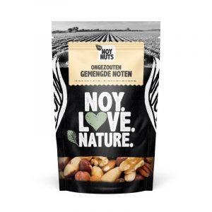 Gemengde noten ongezouten