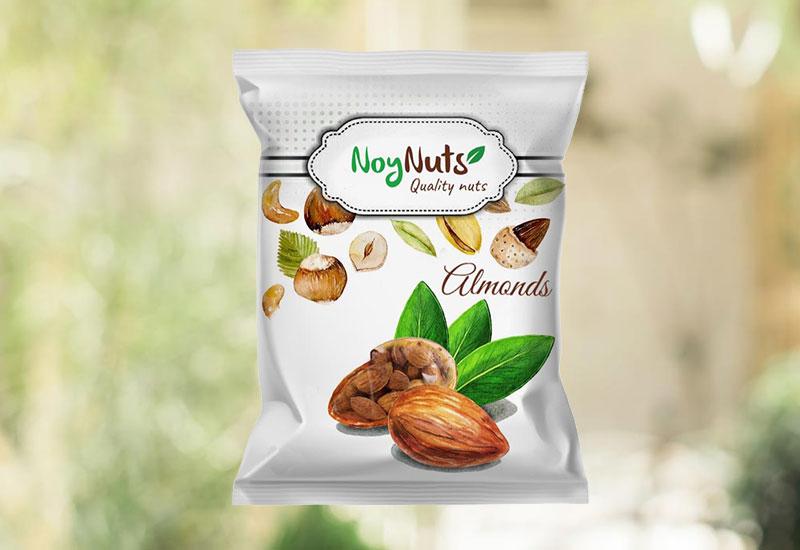 Kleinverpakking noten