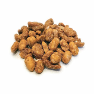 Honing zeezout pindas cashewnoten