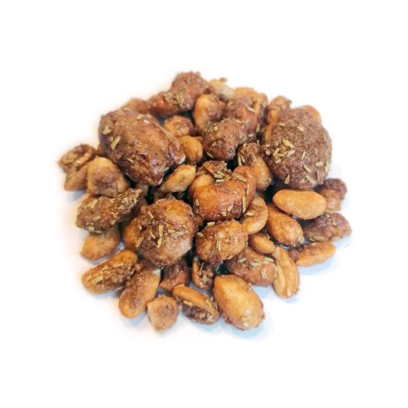 Honing rozemarijn-notenmix
