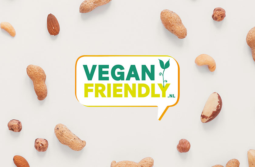 Vegan Friendly Label NoyNuts