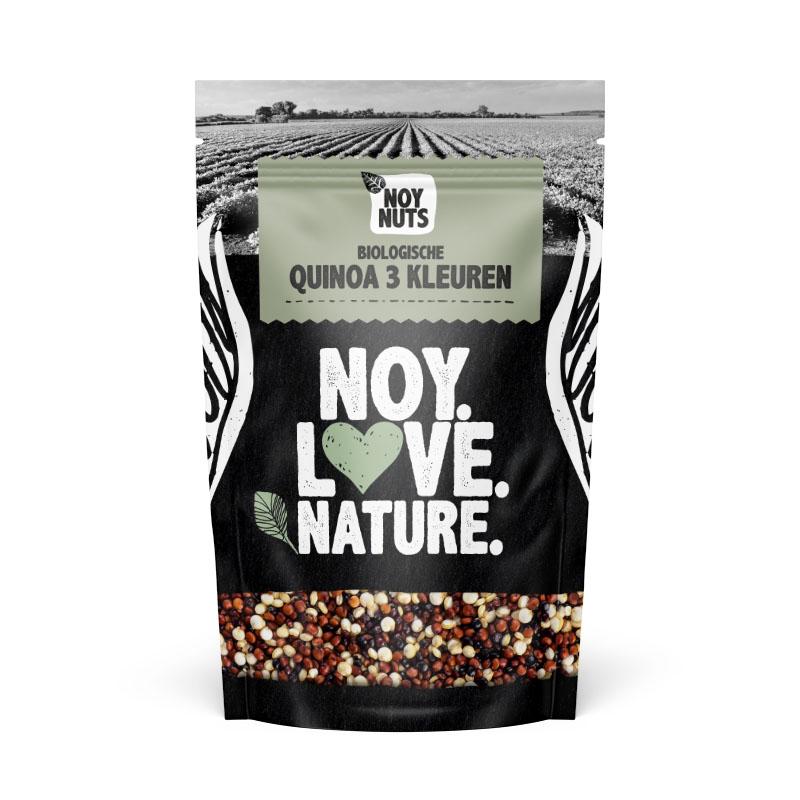 Biologische quinoa 3 kleuren