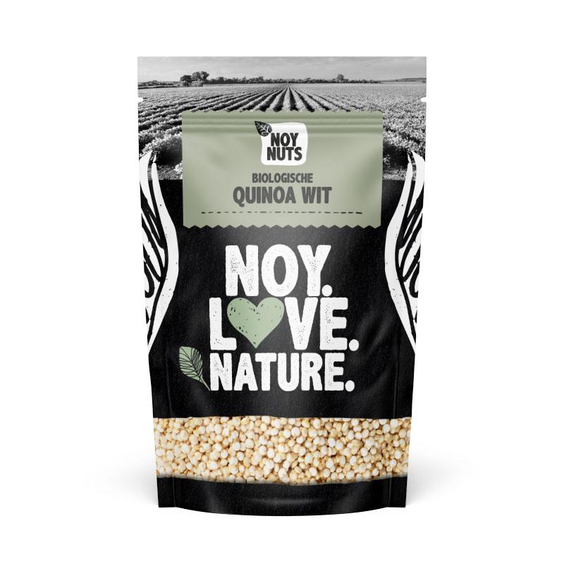 Biologische quinoa wit