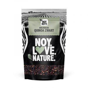 Biologische quinoa zwart