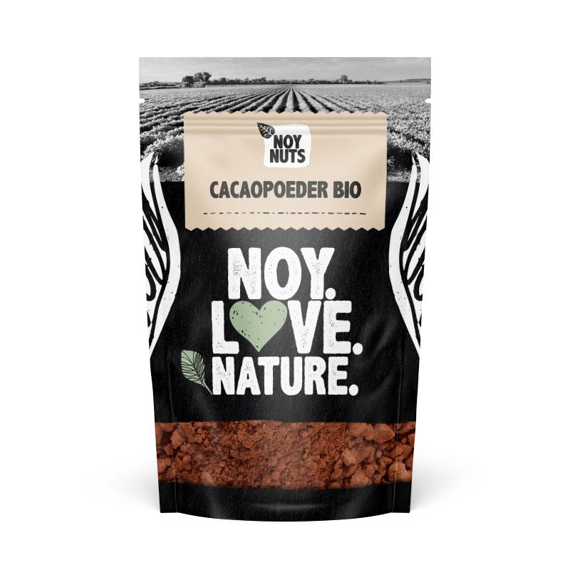 biologische cacaopoeder