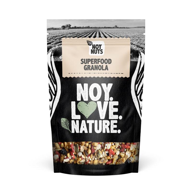 superfood granola