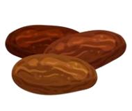 coated noten